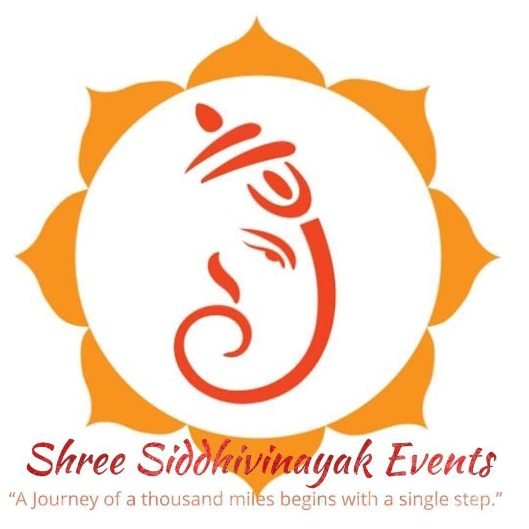 Shree Siddhivinayak Events logo